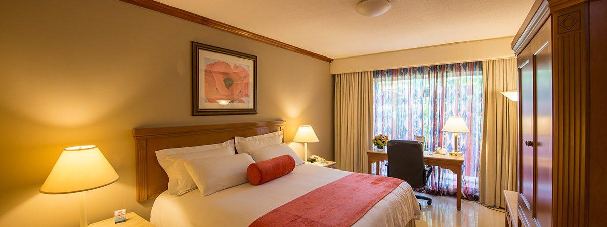 Habitación Junior Suite - Hoteles Globales Camino Real Managua
