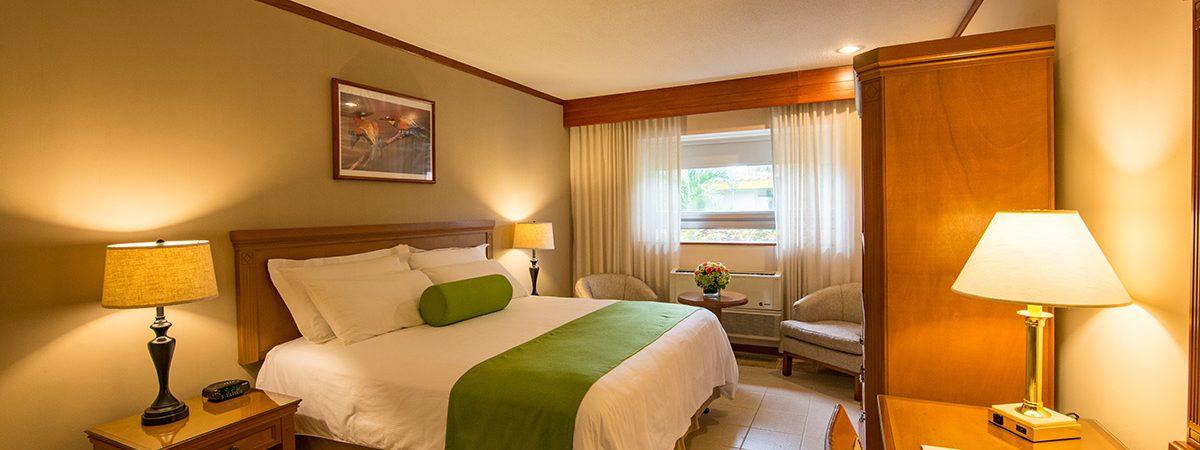 Habitación King - Hoteles Globales Camino Real Managua