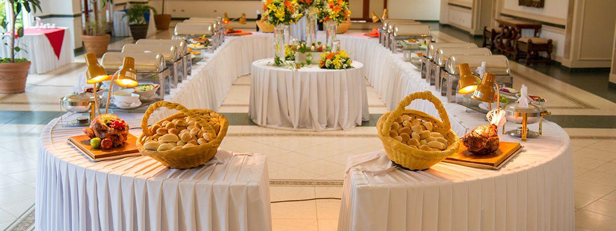 Servicio de Catering - Hoteles Globales Camino real Managua