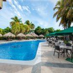 Hotel Camino Real Managua. Area de piscina