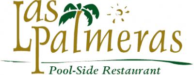 Las Palmeras poolside restaurant