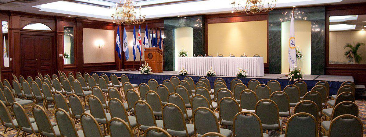 Reuniones y Eventos Corporativos - Hoteles Globales Camino real Managua